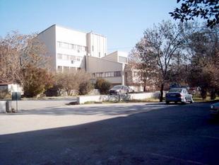 1 nolu bina (bölüm başkanlığı)